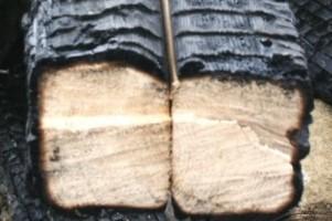construction bois feu